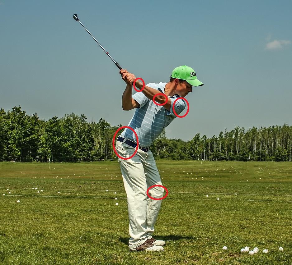 tratar-lesiones-golfista-madrid