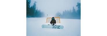 descanso-esquiando